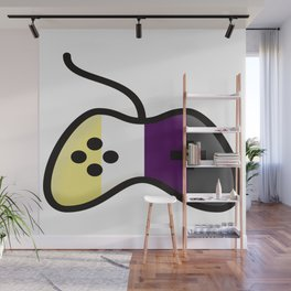 Enby Controller Wall Mural
