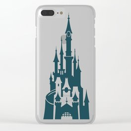 Welcome to the Kingdom Clear iPhone Case