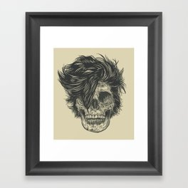 Dead Duran Framed Art Print