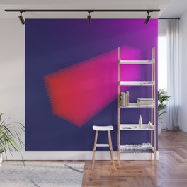 Layer Rectangle Wall Mural