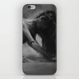 Girl 2 iPhone Skin