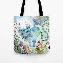 Esmeralda of the Mystery Tote Bag