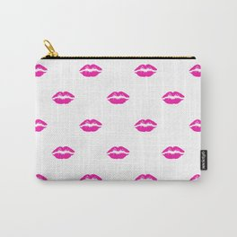 Pink lipstick Carry-All Pouch