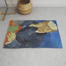 Vincent van Gogh - Dr. Paul Gachet Rug