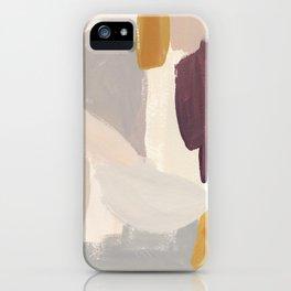 Plumb Crazy iPhone Case