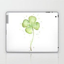 Four Leaf Clover Laptop & iPad Skin