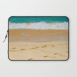 Shoreline Beach Laptop Sleeve