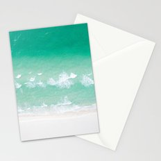 Clear Ocean Stationery Cards