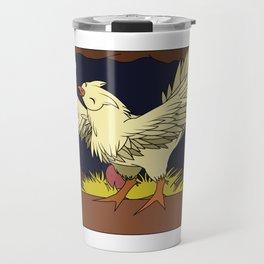 Il canto del cizu Travel Mug