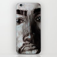 tupac iPhone & iPod Skins featuring Pop Cult™ - Tupac  by Lina Barbarin - Pop Cult™ & Aminals™