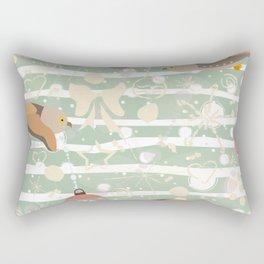 Owls Rectangular Pillow