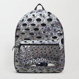 'iDOL - Mixed media - Androgynous Backpack