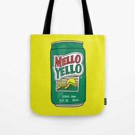 Mello Yello Tote Bag