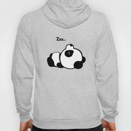Sleeping Baby Panda Kawaii AWWW! Hoody