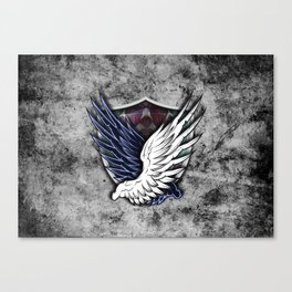 Wings of Freedom Canvas Print