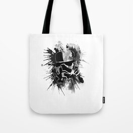 Storm Trooper (white) - Star Wars Tote Bag