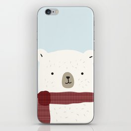Bundled Bear iPhone Skin