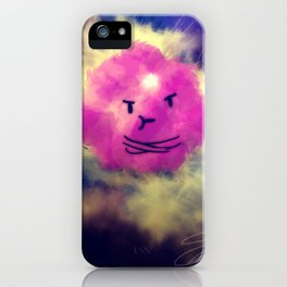 the lumpy space iPhone Case