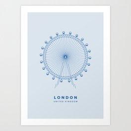 London City Collection Art Print