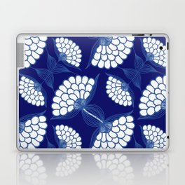 Royal Floral Motif Laptop & iPad Skin