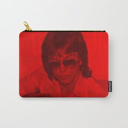David Cassidy - Celebrity (Photographic Art) Carry-All Pouch
