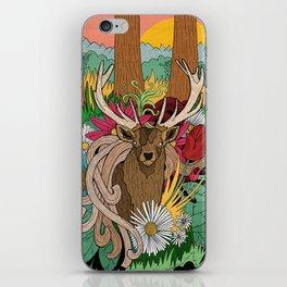 Spring Woodland iPhone Skin