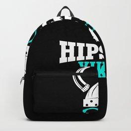 Hipster Viking Backpack