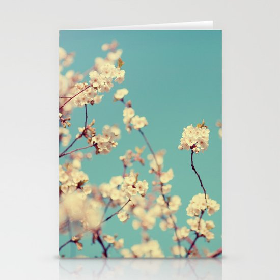 Not A Cloud In The Sky Stationery Cards