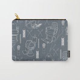 Barber Shop Carry-All Pouch