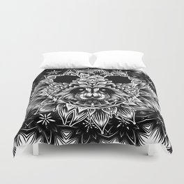 Panda Pattern Duvet Cover