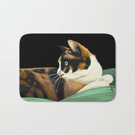 My lovely cat Bath Mat