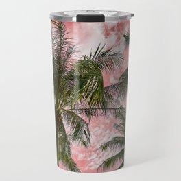 Pink paradise Travel Mug