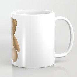 Stuffed toy teddy bear Coffee Mug