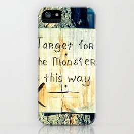 You Don't Say? iPhone Case