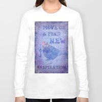 motivation Long Sleeve T-shirts featuring Motivation by LebensART
