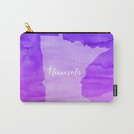 Sweet Home Minnesota Carry-All Pouch