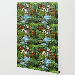 Enchanted Jungle Wallpaper