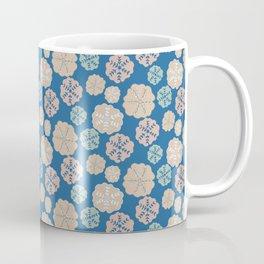Snowflakes for Christmas Coffee Mug