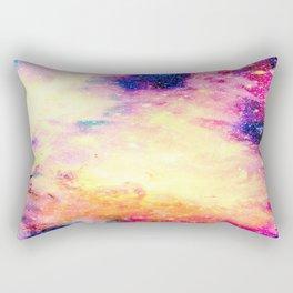 Galaxy: Carina Nebula Colorful Rectangular Pillow