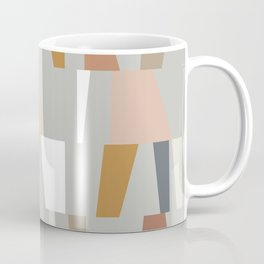 Neutral Geometric 01 Coffee Mug