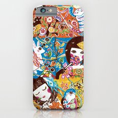 Colorful days iPhone 6s Slim Case