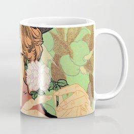 Art Nouveau Expo Salon des Cent Paris Coffee Mug