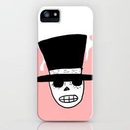 Sexy Skeleton  iPhone Case