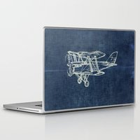 plane Laptop & iPad Skins featuring Plane by Mr and Mrs Quirynen