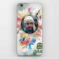 islam iPhone & iPod Skins featuring The 44th : Saif Al-Islam Gaddafi by Galerija