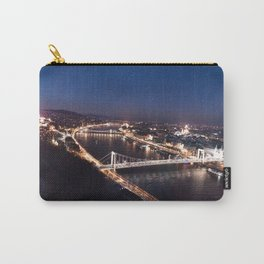 NIGHT TIME IN BUDAPEST Carry-All Pouch