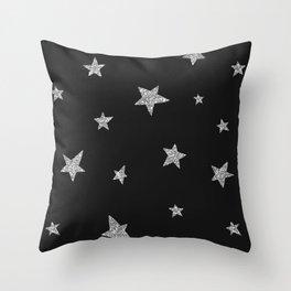 Estrellas Throw Pillow