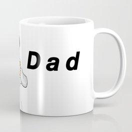 Top Dad Coffee Mug