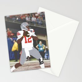 Ohio State Buckeyes - Cardale Jones (2015) (Vector Art) Stationery Cards