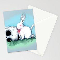 No Ordinary Rabbit Stationery Cards